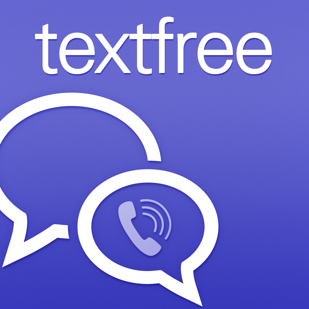Text Free with Textfree EX: Free Texting App + Free Calling App by
