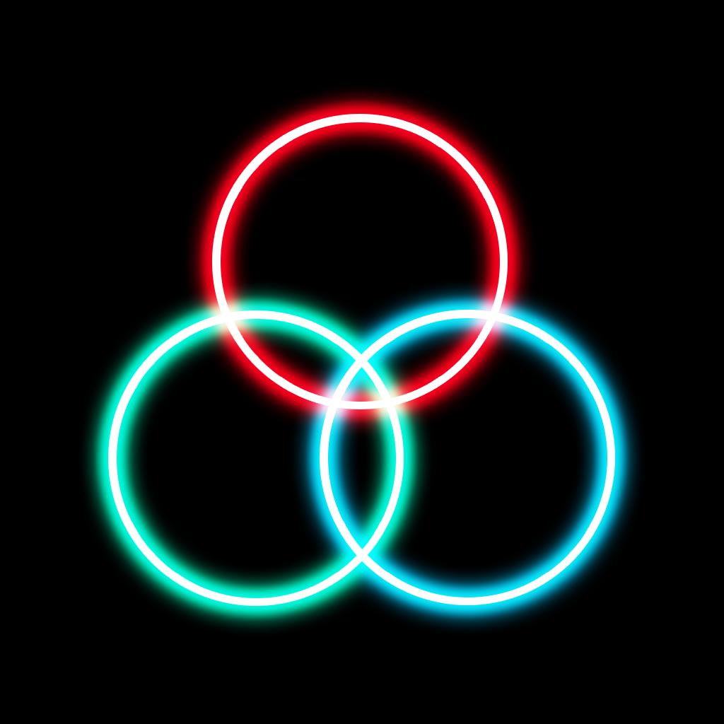 RGB dots: Neon Edition Free
