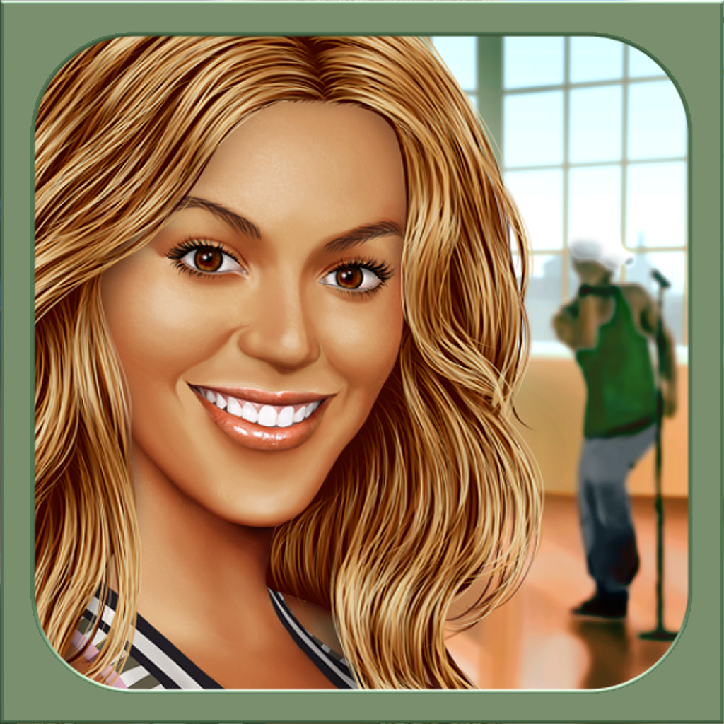 Beyonce True Make Up KaiserGames™ play free dressing styling fashion girl games with love beauty music star