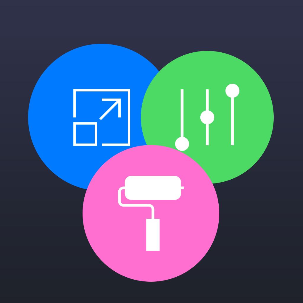 Wallax - Fix Wallpaper, Add Effects & Create Wallpapers for iOS 7