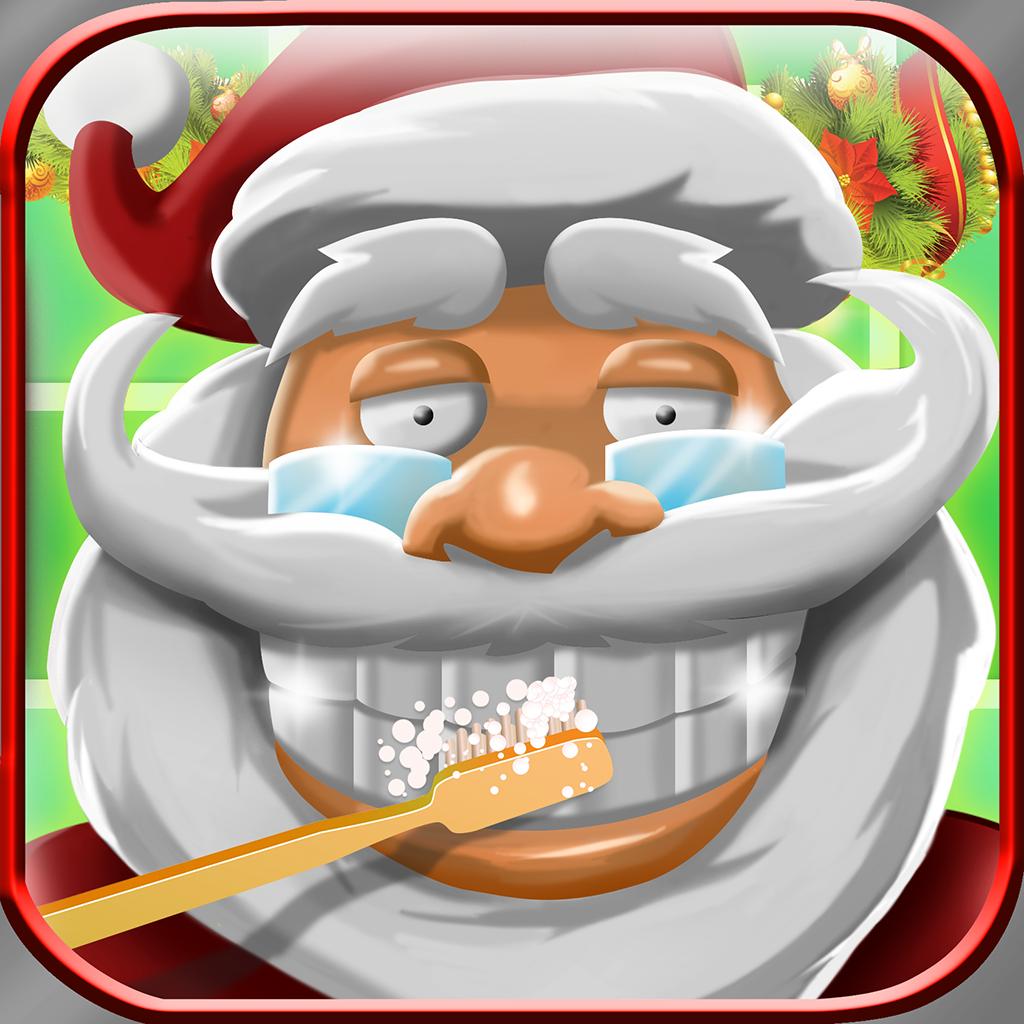 Christmas Toothbrush – Kids Santa Dentist & Surgery (Free 2014 Games)