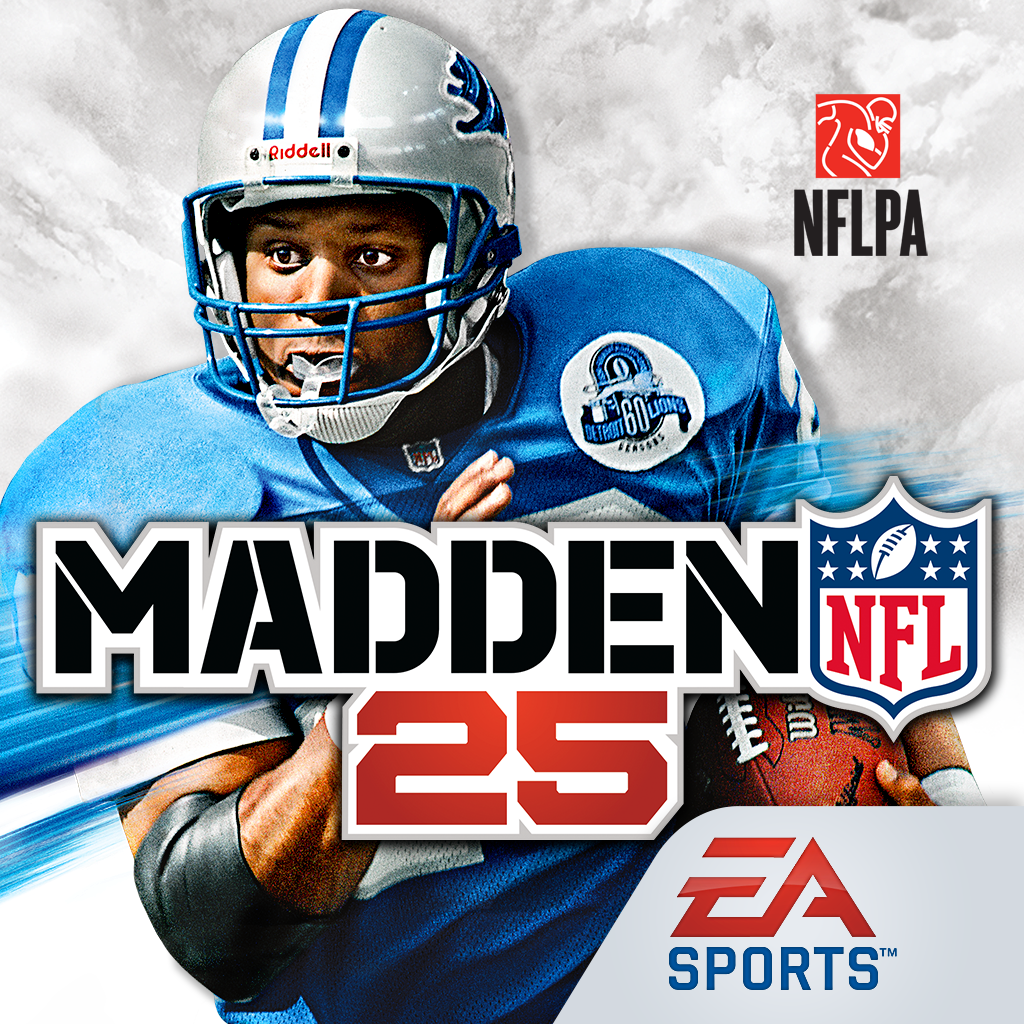 Madden NFL 25 Has Just Set Foot on the App Store Field, Features Improved Touch Controls
