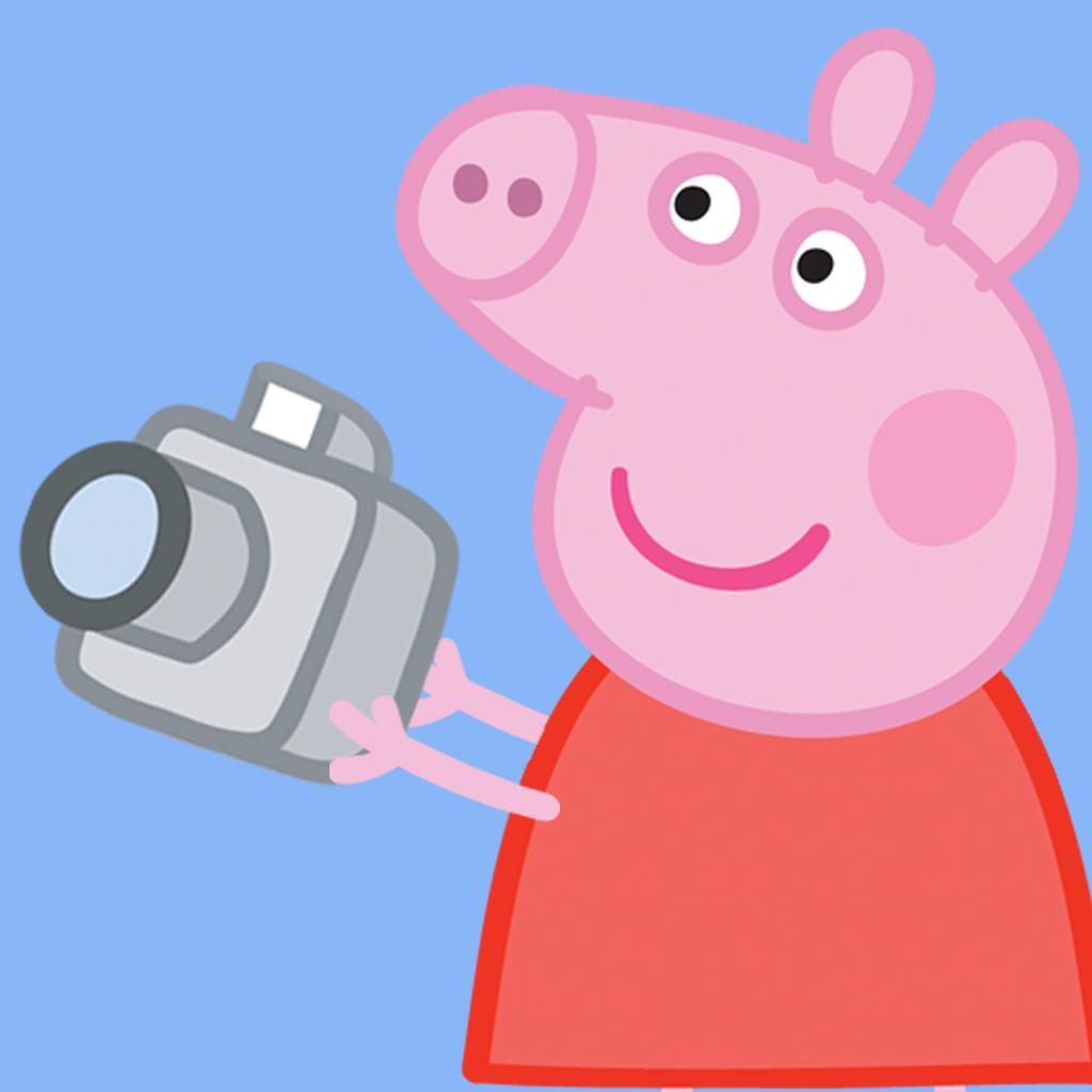 Peppa's Magic Camera from Paultons Park | FREE iPhone & iPad