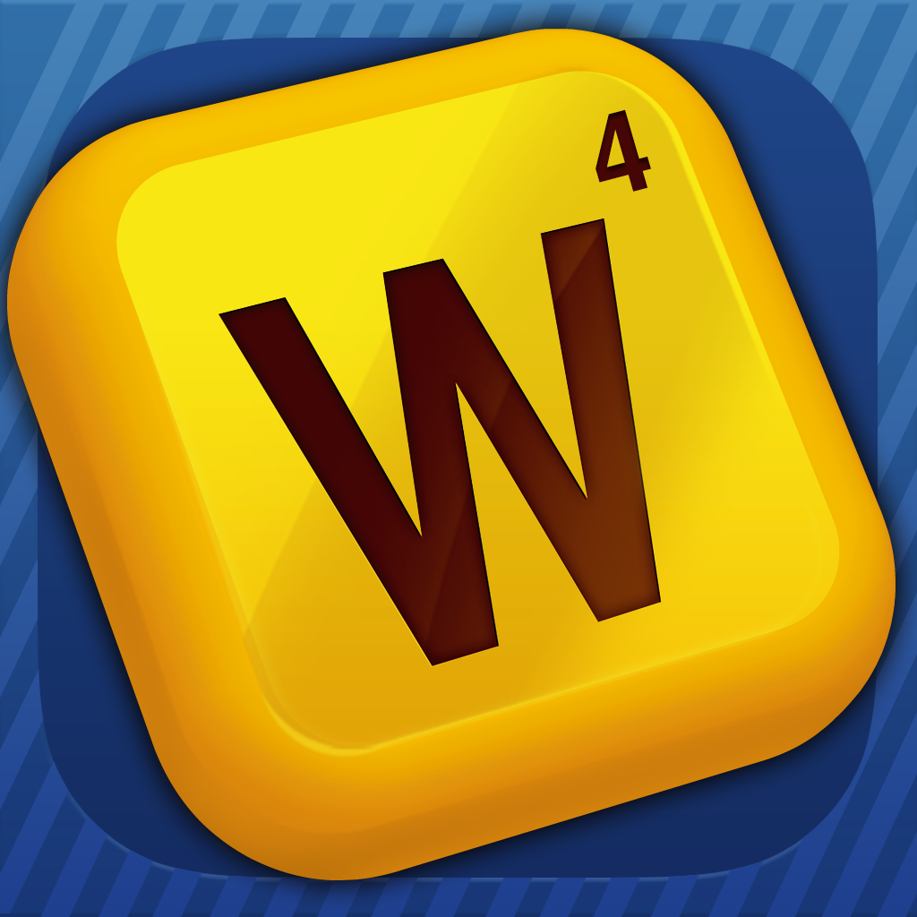 Words With Friends HD icon