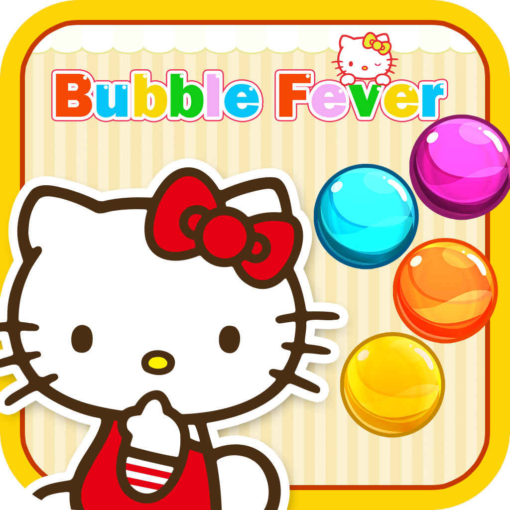 Bubble Fever Hello Kitty Edition