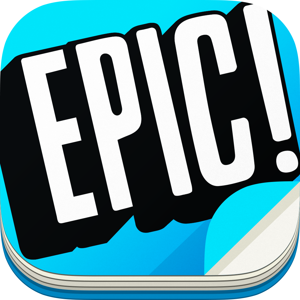 Image result for epic books icon
