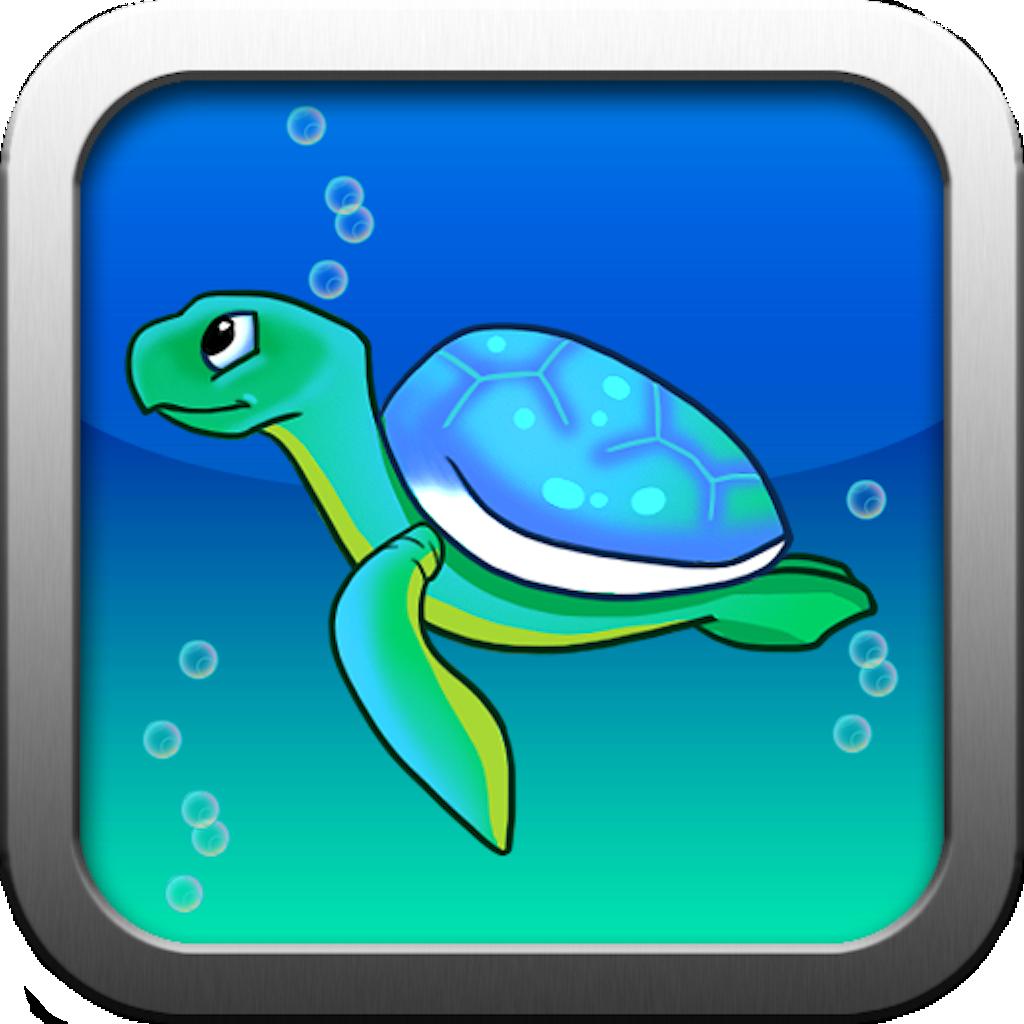 Deep Blue Turtle