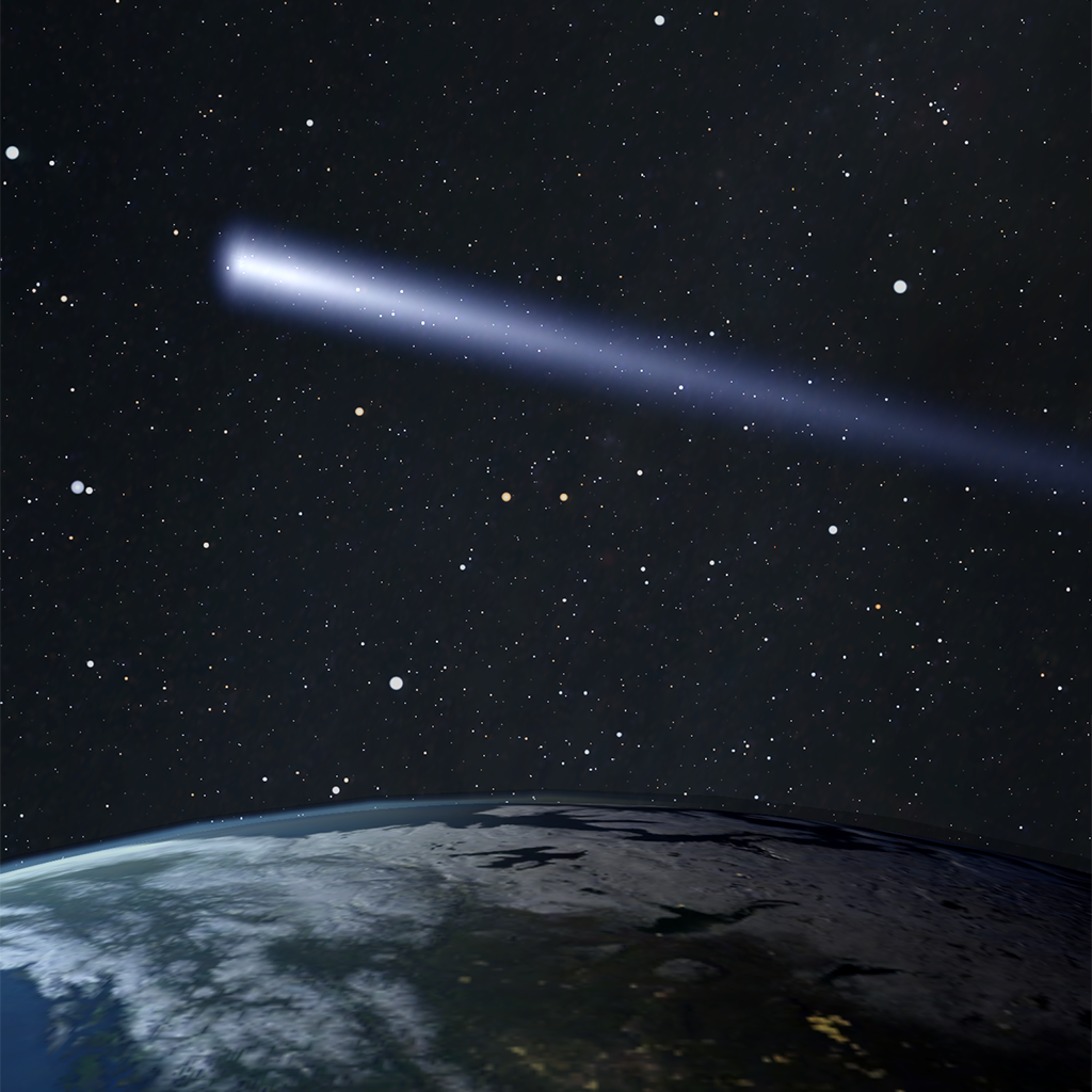 comet ison prophecy - HD 1024×1024