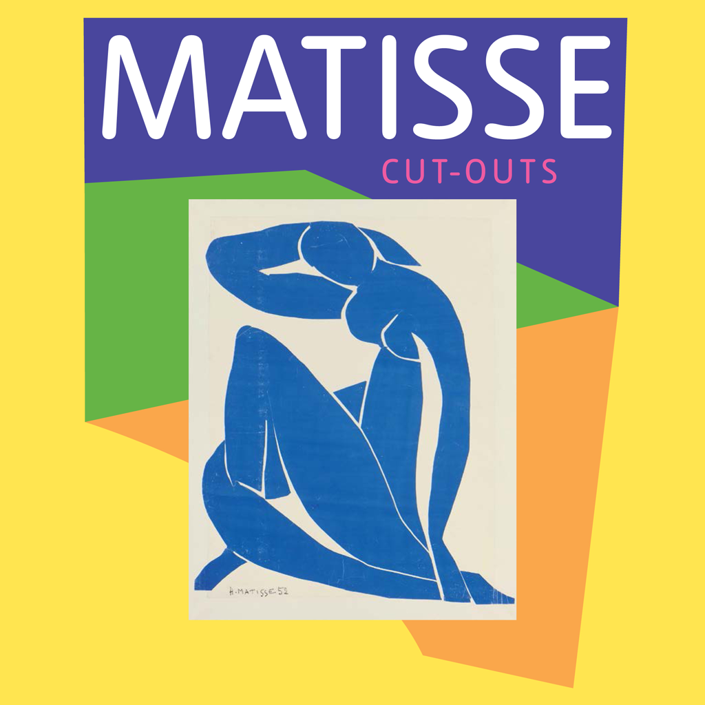 Henri Matisse: The Cut-Outs icon