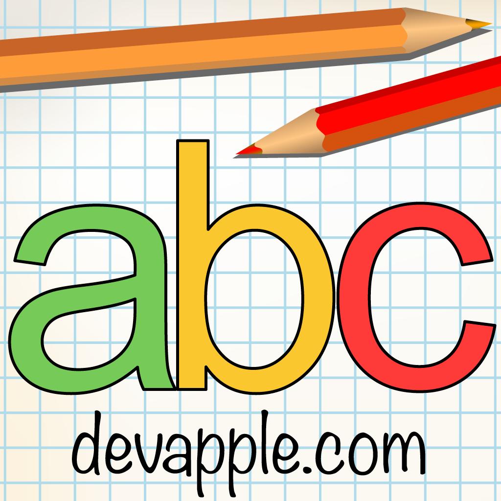 impara l'alfabeto