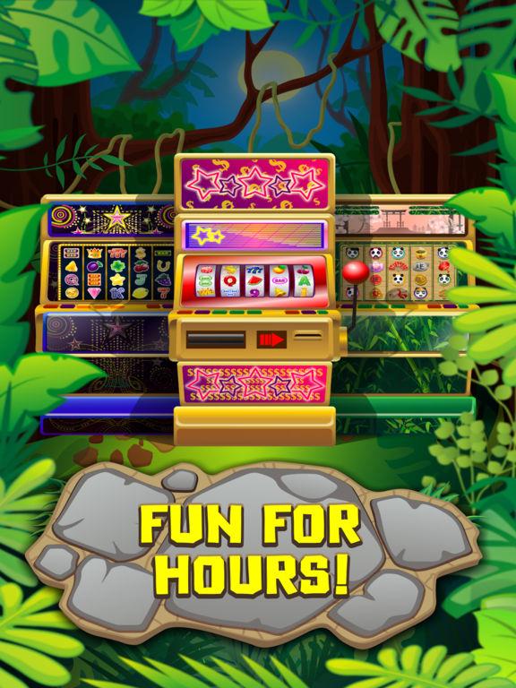 Gorilla chief 1 slot machine