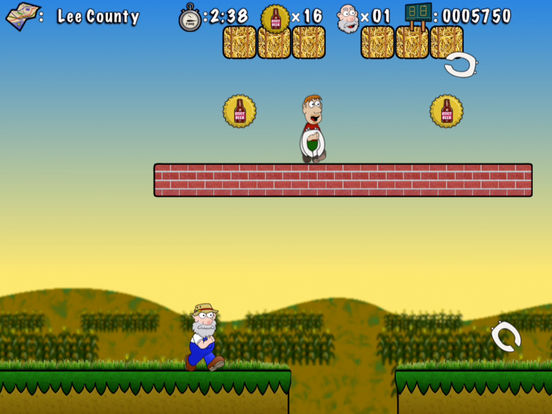Cletus Land Screenshot