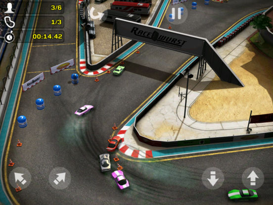 Reckless Racing 2 Screenshot