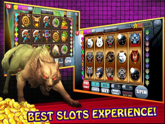 Free Las Vegas Casino Slot Machine Games - Spin for Win Big Bonus-ipad-1