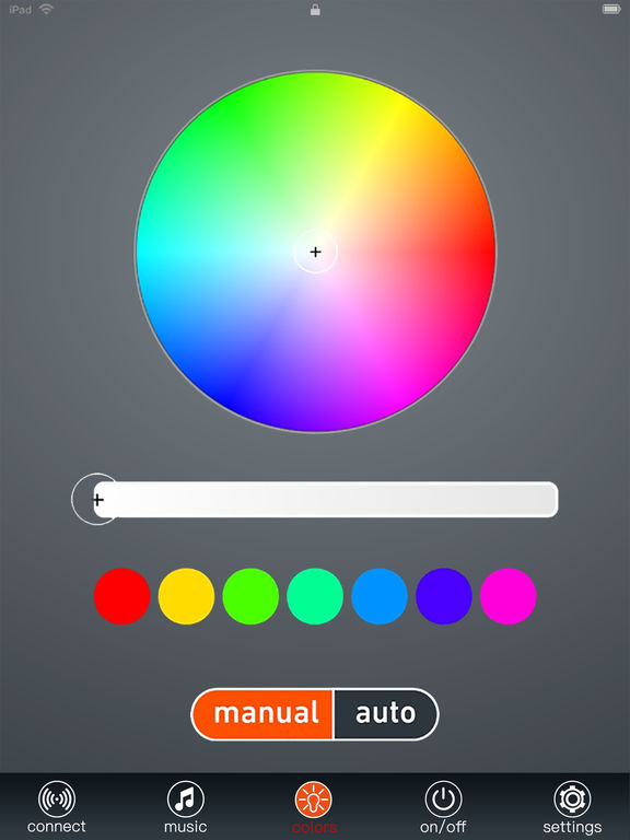 Control Lights With Iphone App