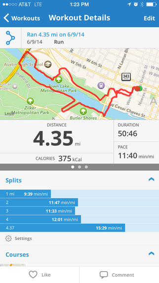 Map My Run Us fitbit map my run Shop Clothing & Shoes Online