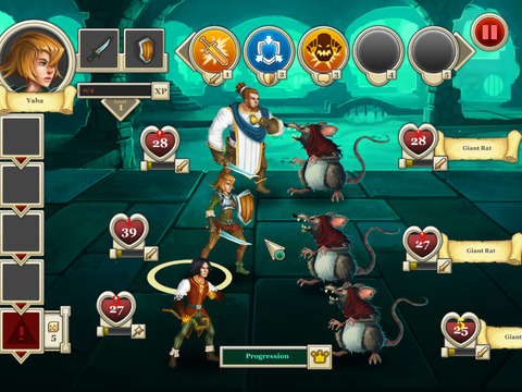 Heroes & Legends: Conquerors of Kolhar Screenshot