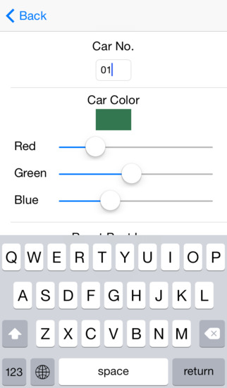 Robo Lap FREE for Multi Cars Screenshot