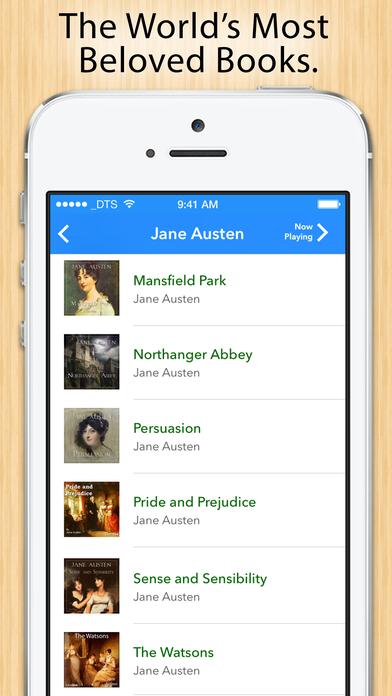 Audiobooks Premium Screenshot 3