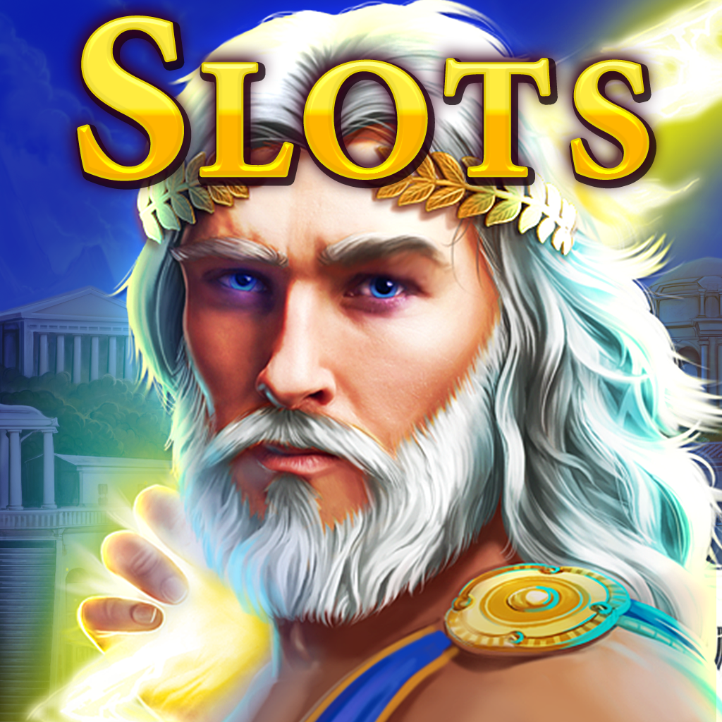 Slots – Riches of Olympus Casino icon