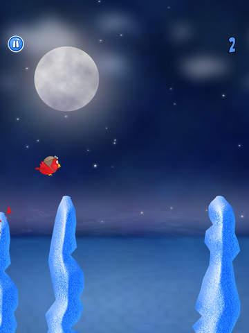 Jumping Fred 4 - Flappy Skippy Bird Jumps & Flaps-ipad-1
