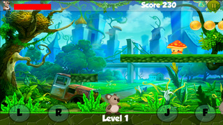 Koala Jump FREE Screenshot on iOS