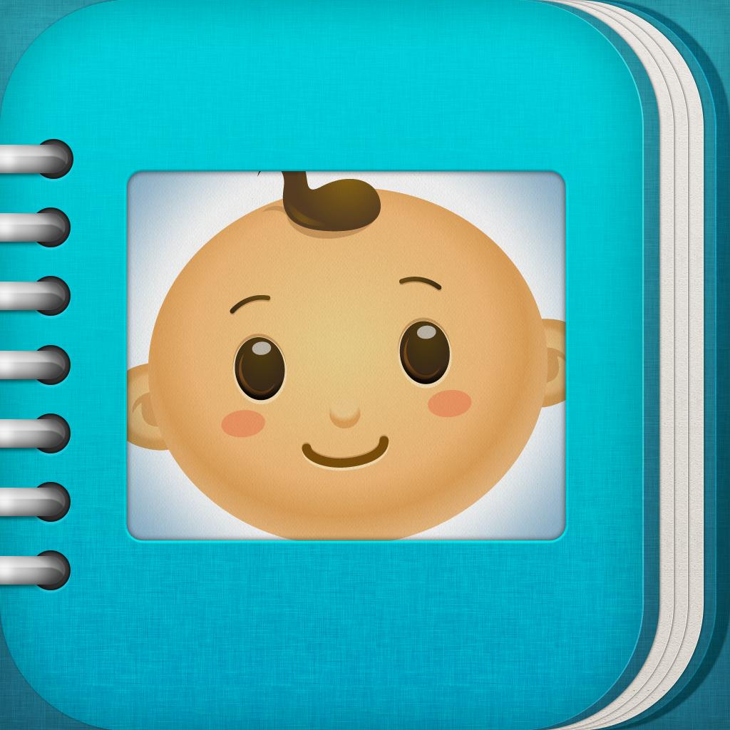 Baby Tracker & Digital Scrapbook   Kidfolio Free