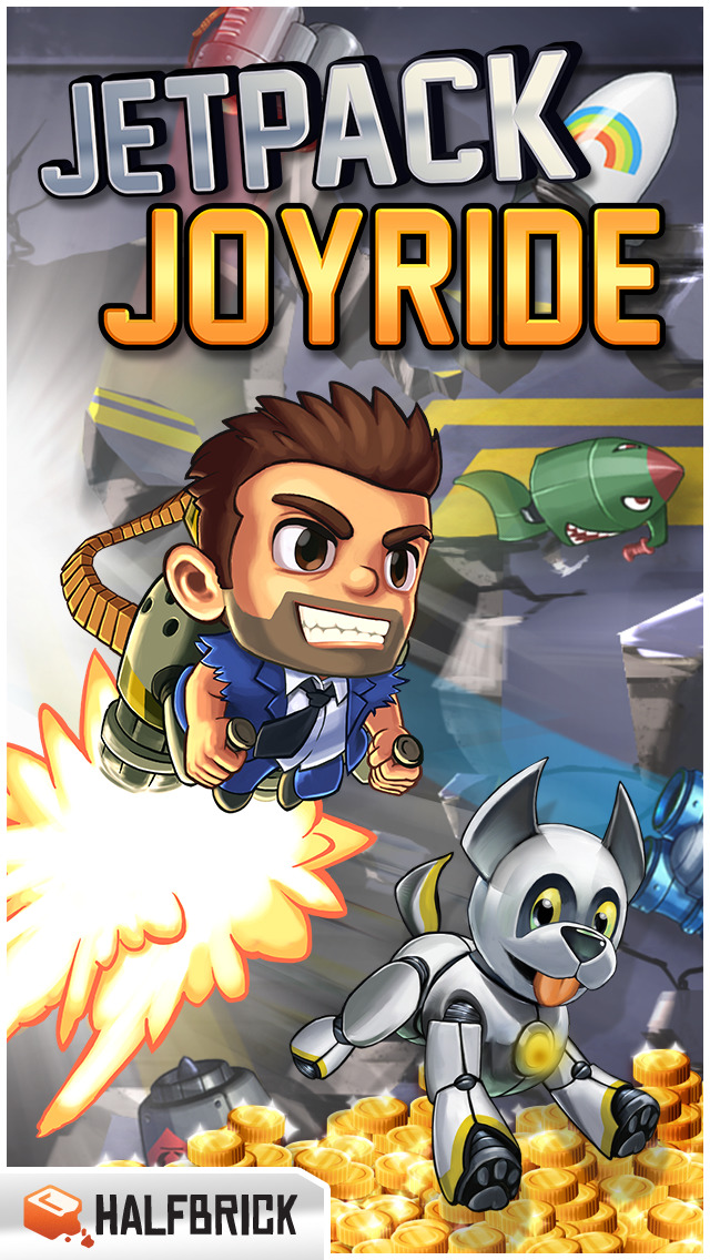 jetpack joyride download for iphone 3g