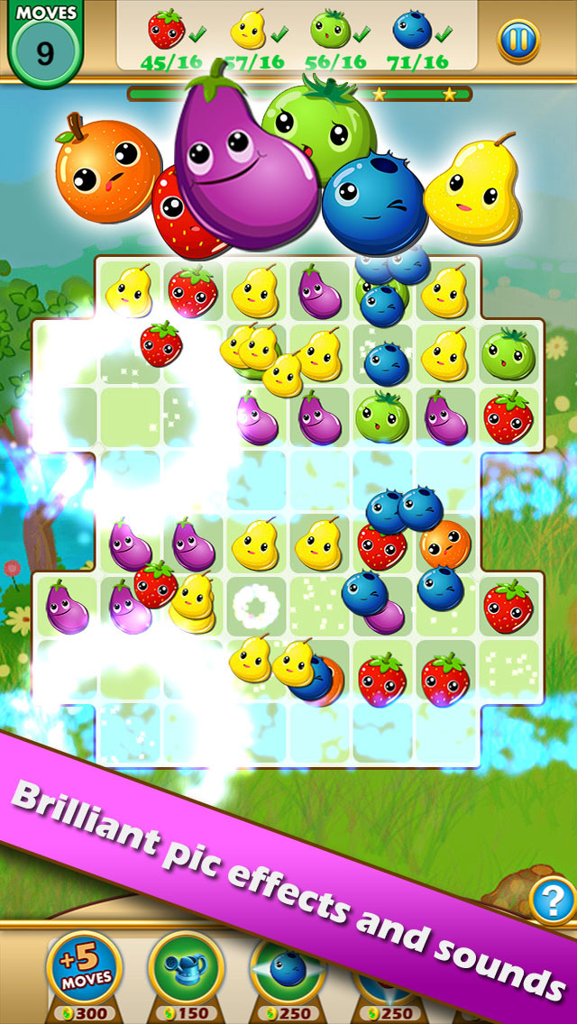 Free Fruit Game