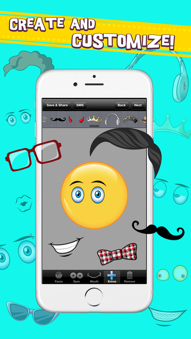 Custom Emoji Maker IPA Cracked for iOS Free Download