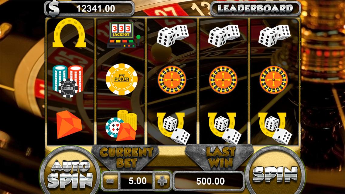 free all star casino games