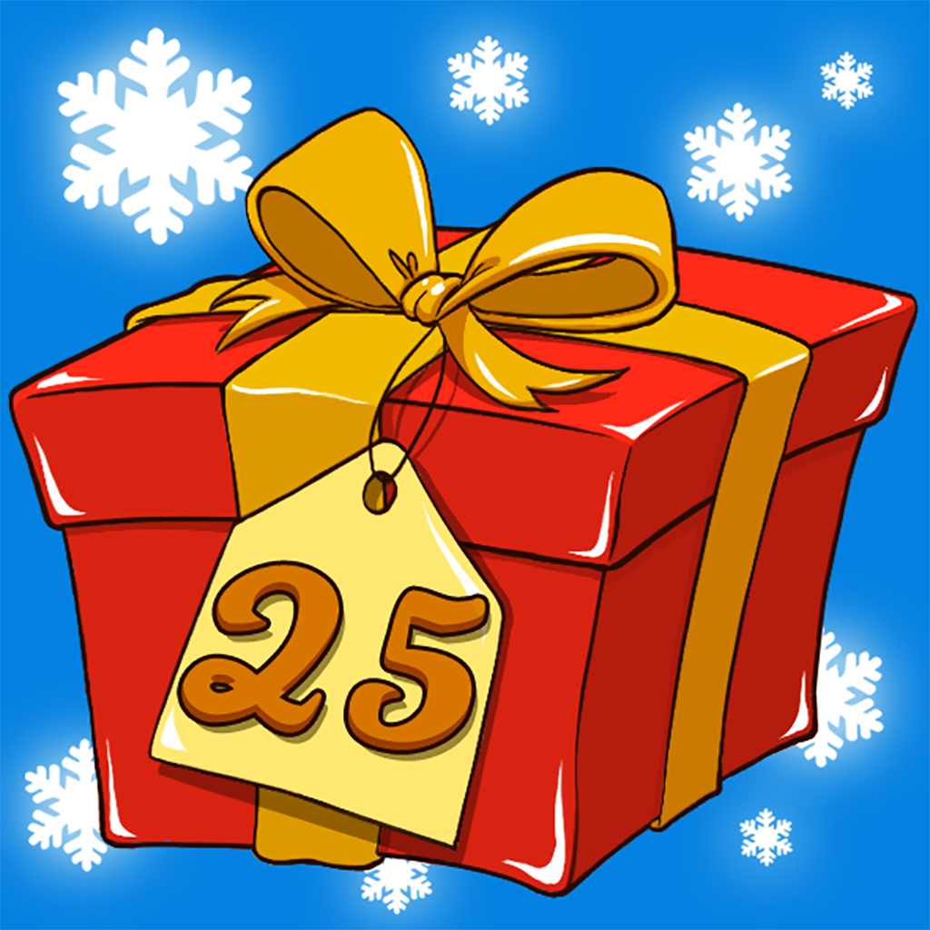 Advent 2014 - Your Christmas Calendar for 25 free surprises