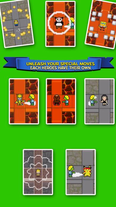 All Stars Allies VS Zombies Screenshot on iOS