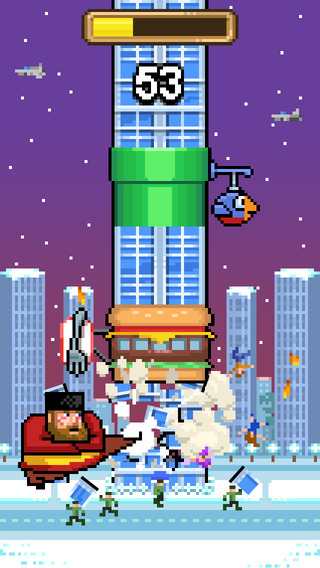 Tower Boxing Screenshot
