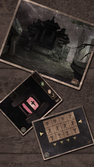 Room Escape : Can you Escape the mystery Tomb Screenshot on iOS