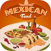 Mexicaans eten. Snel en gemakkelijk koken. Beste keuken traditionele recepten en klassieke gerechten. Kookboek