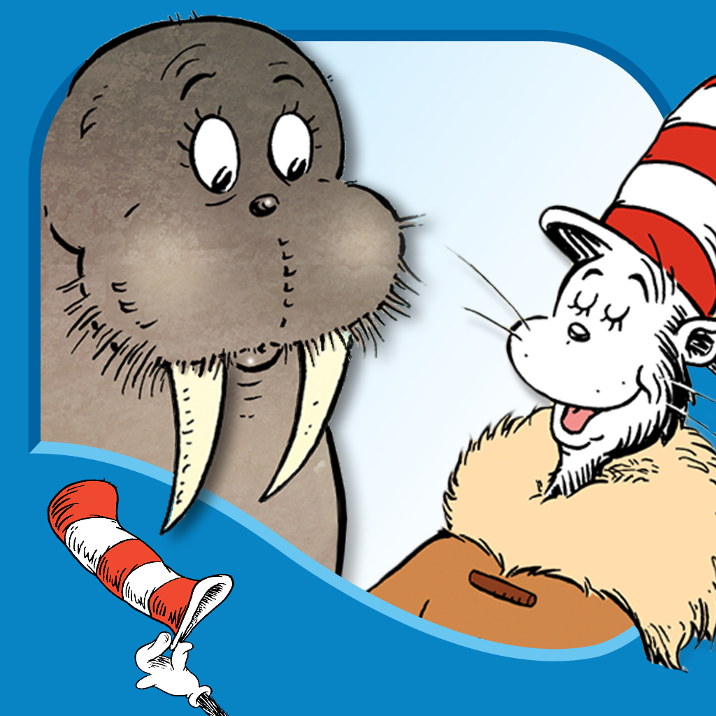 Ice Is Nice! (Dr. Seuss/Cat in the Hat)
