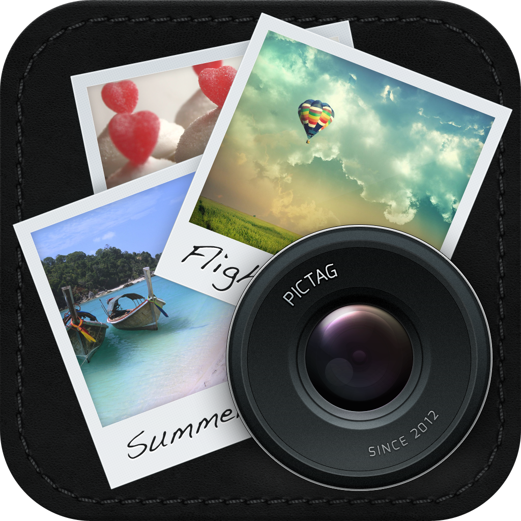 PicTag - Instant Photo Album & Picture Organizer