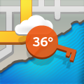 WunderMap is the world's most interactive weather map, period