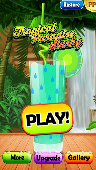 Tropical Paradise Slushy Screenshot on iOS