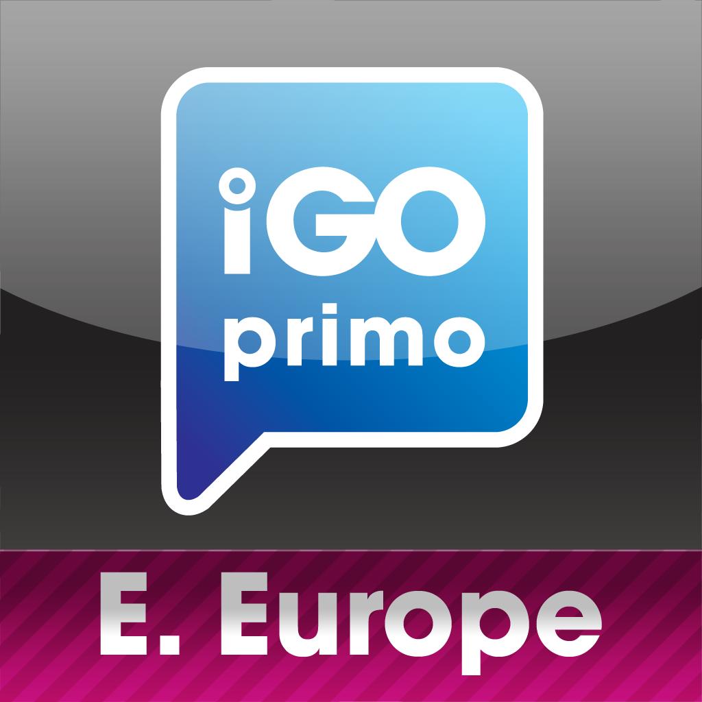 Eastern Europe - iGO primo app
