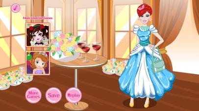 Sparkle Princess Dressup Screenshot on iOS