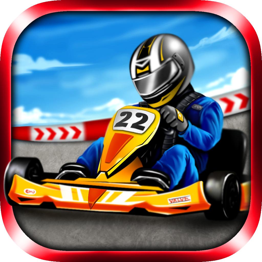 3D Go Kart Parking PRO - Full Driving & Go Karting Race Simulation Version