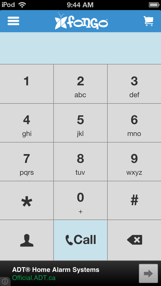 Fongo - Free Calls + Free Texts」 - iPhoneアプリ | APPLION