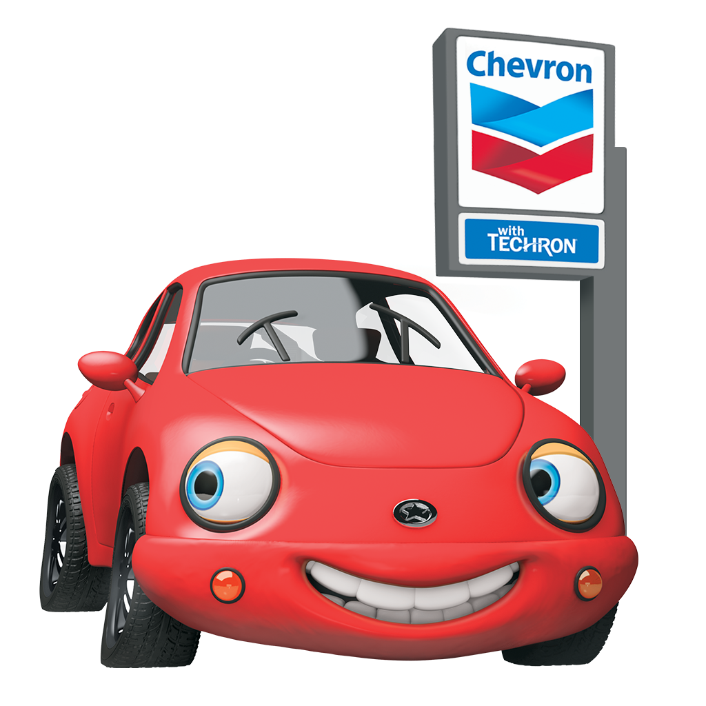 Chevron with Techron Station Finder