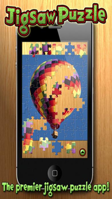Jigsaw Game Family Screenshot 1