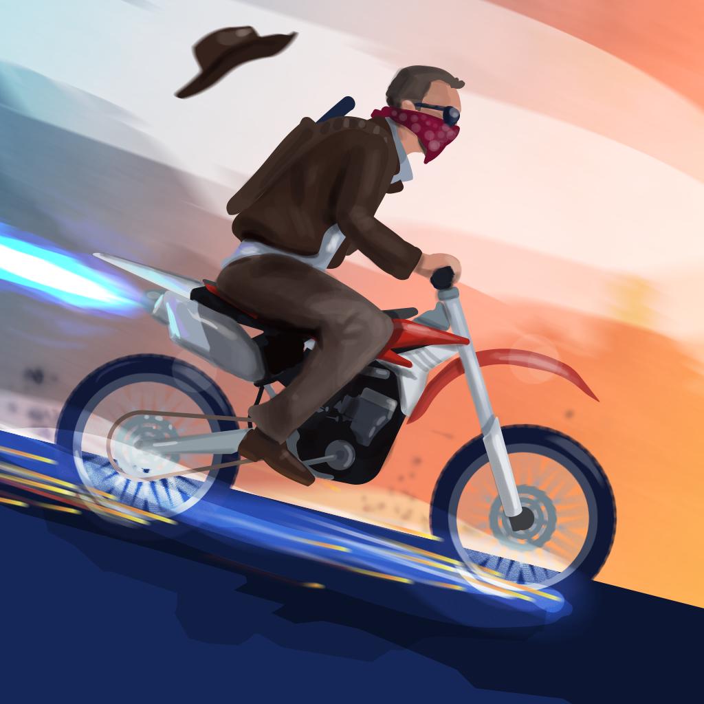 Badass Trial Race Free Ride