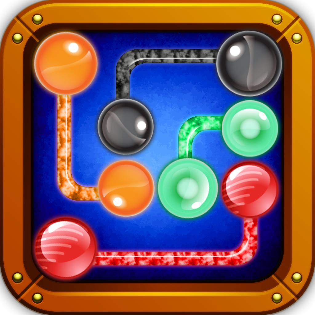 A Best Bubble maze flow brain puzzle game mania by Suborna Borna
