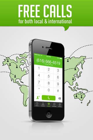 Download HiTalk - International Calling App, Texting, WiFi
