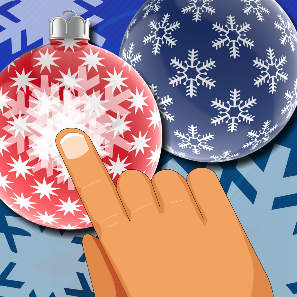 Billions Of Baubles - Free Christmas Balls Popping Game icon